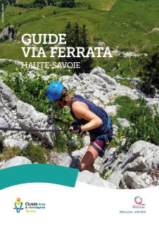 Guide via ferrata