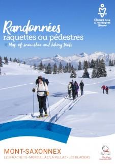 Randonnées raquettes ou pédestres - Mont Sax
